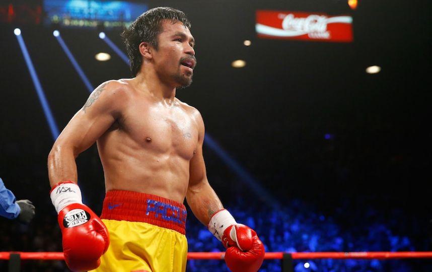 Manny pacquiao boxing wallpaper