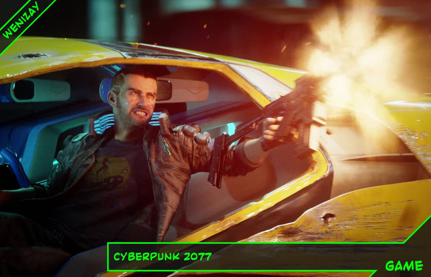 Игра, Cyberpunk 2077 2020: CD Projekt RED