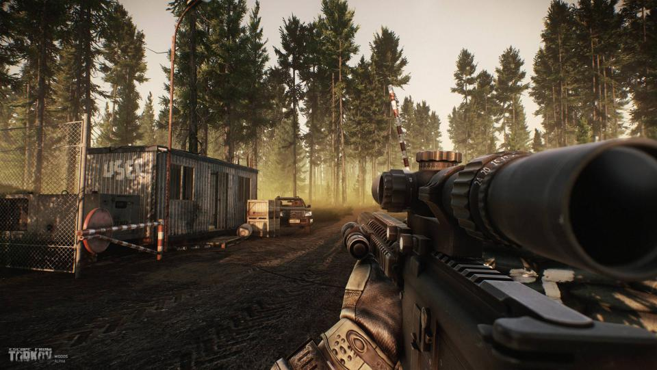 Игра, Escape from Tarkov 2020: Battlestate Games